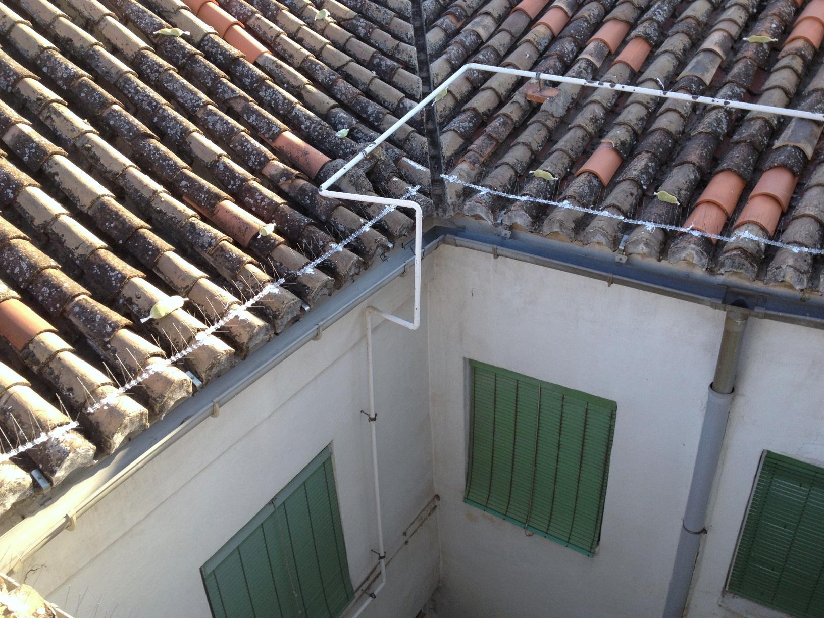 Alhambra vertical pinchos para palomas - Pinchos para palomas ...
